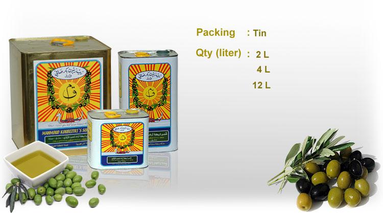 شراء Extra Virgin Olive Oil ( 2 ) liter