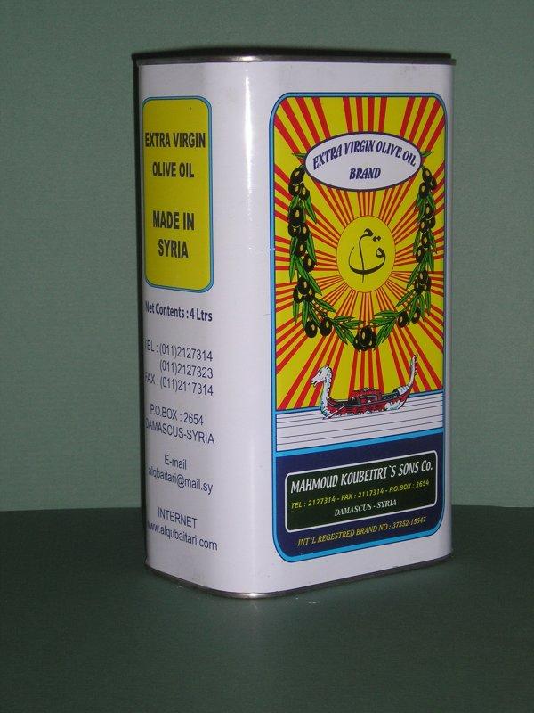 شراء Extra Virgin Olive Oil ( 4 ) liter