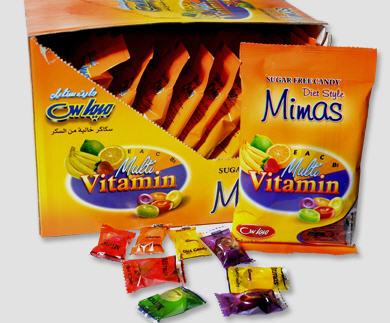 شراء Mimas Sugar Free Candy