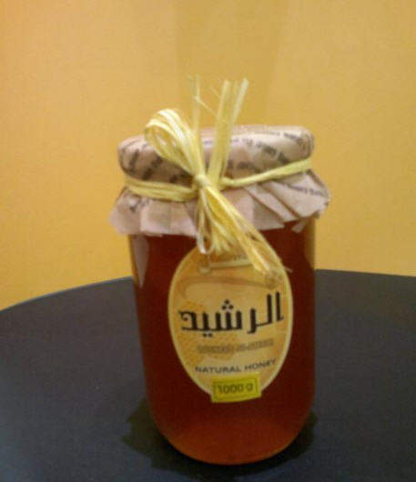 شراء عسل الرشيد