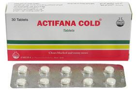 شراء Actifana-Cold