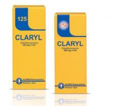 Claryl Susp