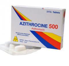 Antibiotics of the penicillin group