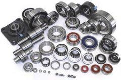 Ball, needle and roller bearings