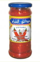 Pepper paste