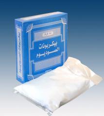Bicarbonate-sodium water
