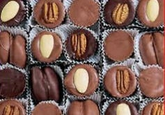 Nuts In Chocolate