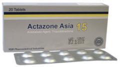 Actazone Pioglitazone Hydrochloride