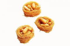 Nut sweets