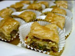 Fruit Baklava